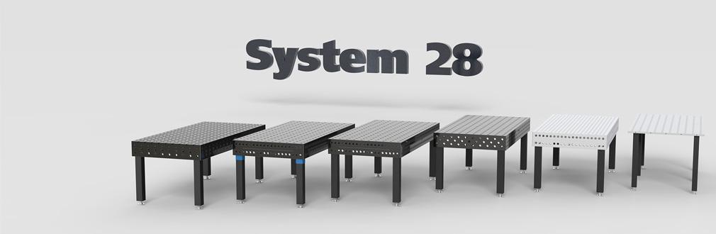 table System28 siegmund