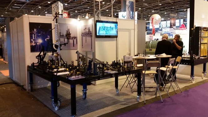 stand metal expo 2014