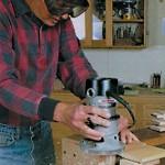 sauterelles à serrage horizontal pièce bois