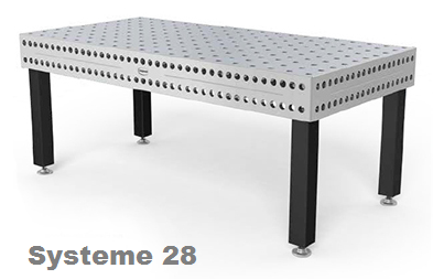 systeme 28 inox