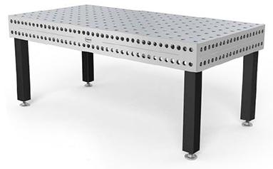 table de soudure inox siegmund