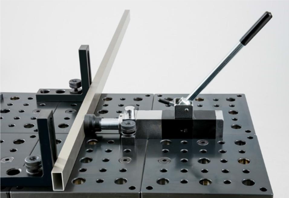 cct outil de serrage hydraulique